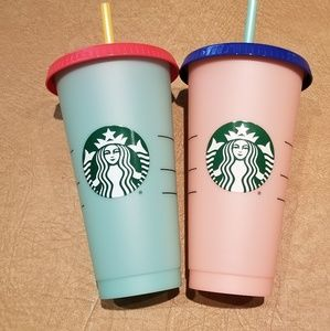 Starbucks Color Changing Cups Summer 2019